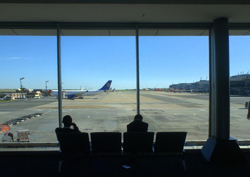jo'burg airport