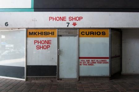 phone shop, victoria falls