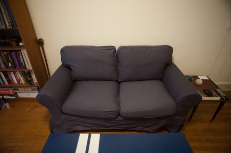 ektorp loveseat after
